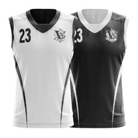 Sublimated Reversible AFL Jersey - 300gsm Powersports