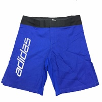 ADIDAS MMA SHORTS - CSS46 - Blue - Medium