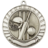Eco Scroll Cricket Silver