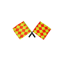 Linesman Flag - Clip Style