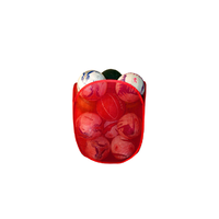 Ball Bag Pop Up Red