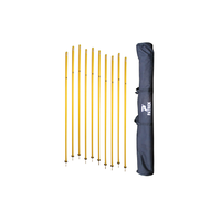 1pc Agility Pole Set