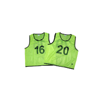 Training Singlet Numbered - Numbered 16-20 (add on)