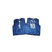 Training Singlet Numbered- Numbered 1-10