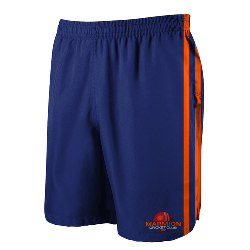 Sublimated Training Shorts - With Pockets - 160gsm Woven Spandex