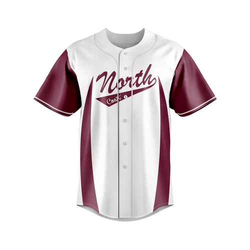 Sublimated Baseball Jersey - 175gsm Ultramesh