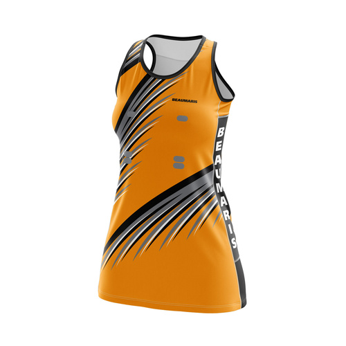BNC A-Line Netball Dress [Size: Kids 4]