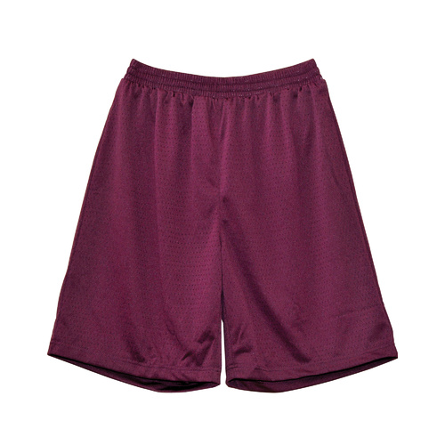 Airpass Basketball Shorts - Maroon [Size: XL]
