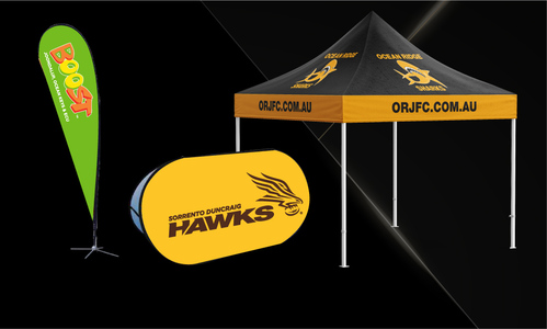 Marquees & Banners